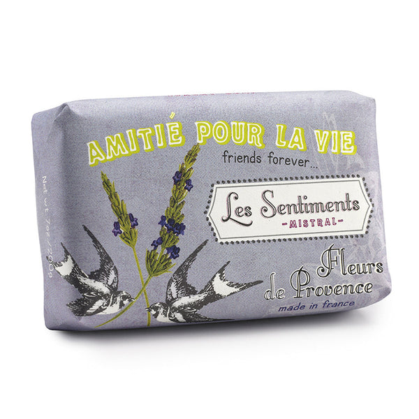 Les Sentiments Provencal Flowers Soap