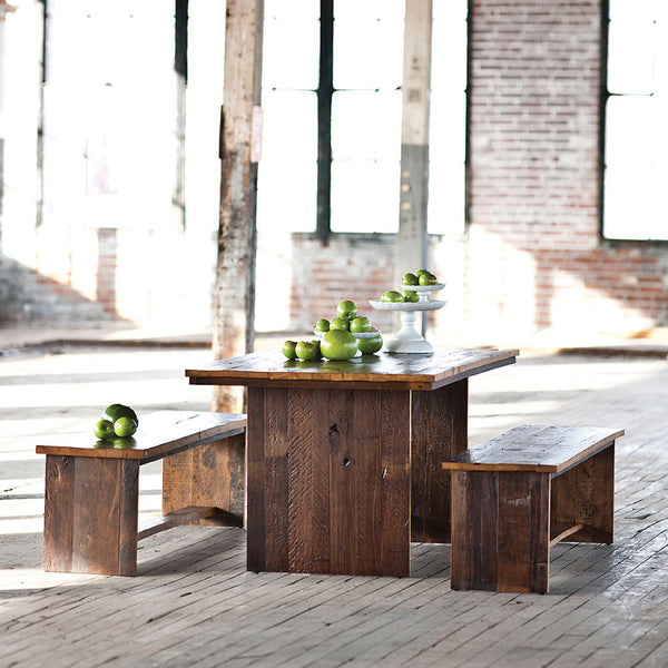 Unysn Elm Long Bench