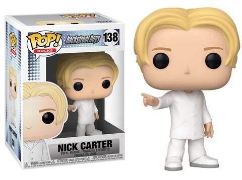Backstreet Boys - Nick Carter Numéro 138