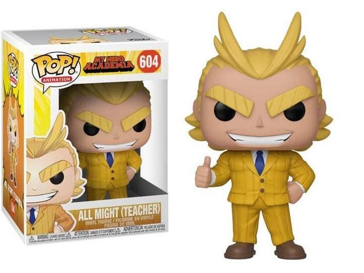 My Hero Academia S3 - Teacher All Might Numéro 604