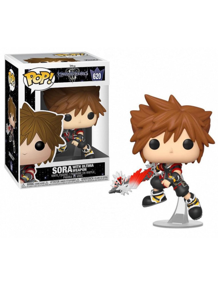 SORA WITH ULTIMA WEAPON - 620