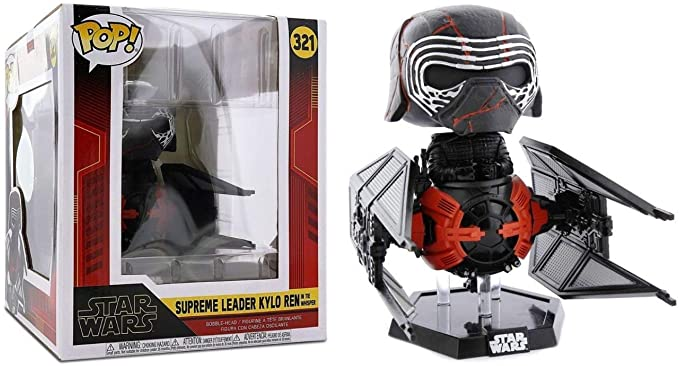 Star Wars Episode 9 - Supreme Leader Kylo Ren Numéro 321