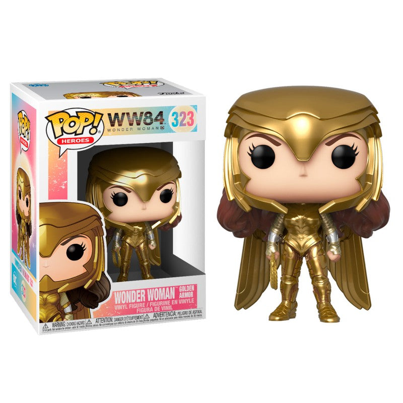 Wonder Woman 1984 - Wonder Woman (Gold Power Pose)