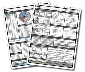 The BSP: IFR/VFR - Reference Card