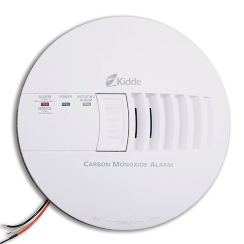 Kidde AC Wire-In Carbon Monoxide Alarm with Battery Backup