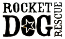 rocket dog logo with star in middle, doge moon lamp donates to them