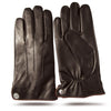 iGT CLASS 100% Lambskin Men Leather Glove - Brown
