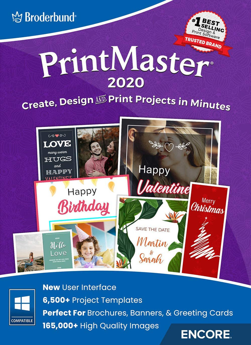 PrintMaster 2020 for Windows