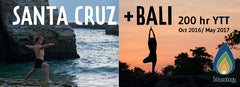 Blissology 200hr YTT Santa Cruz + Bali; 2016 / 2017