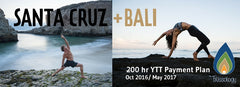 Blissology YTT 200 hrs 2016 / 2017: Santa Cruz / Bali PAYMENT PLAN