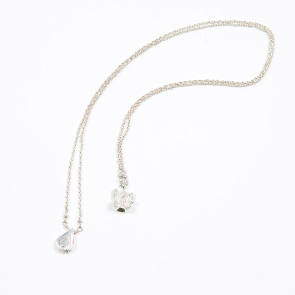 Blissology Silver Necklace