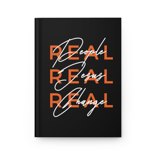 Real Hardcover Journal