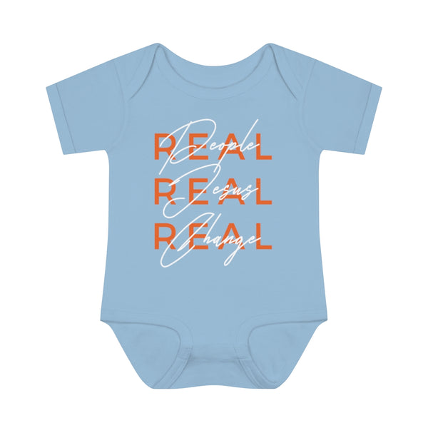 Infant Real Onesie