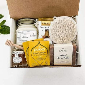 Honey for loved ones-Bath & Beauty-RaRawBotanicals-RaRawBotanicals