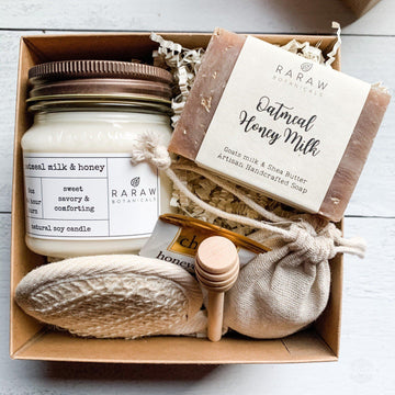 Bee Basket-Bath & Beauty-RaRawBotanicals-RaRawBotanicals