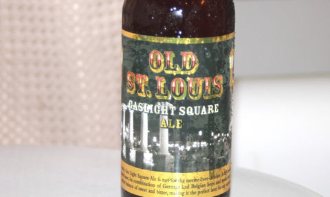 Shower Beer Saturdays - Old St. Louis Gaslight Square Ale