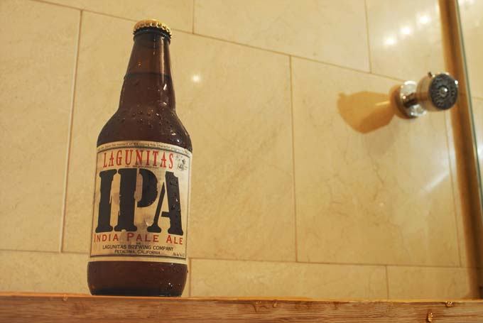 Shower Beer Saturday - Lagunita IPA
