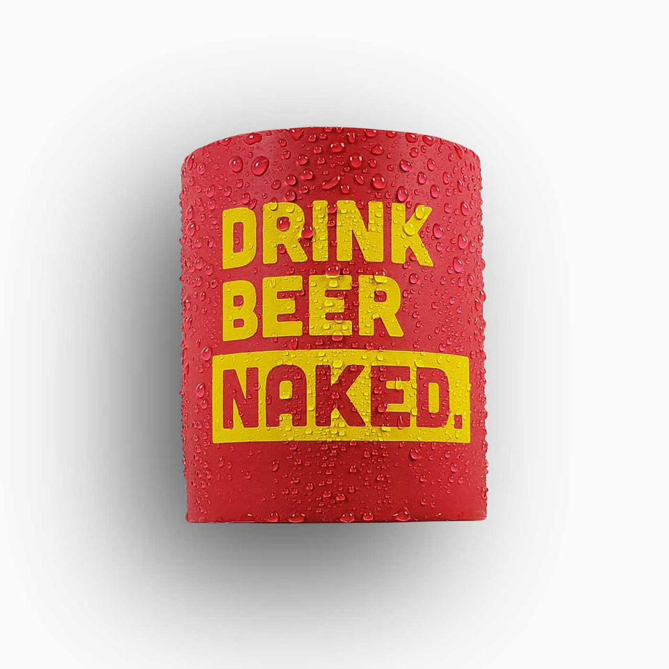 Drink Beer Naked.