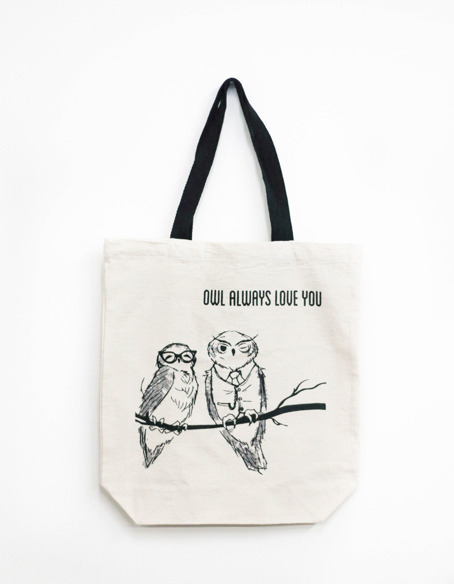 Owl Always Love You Tote Thumbnail