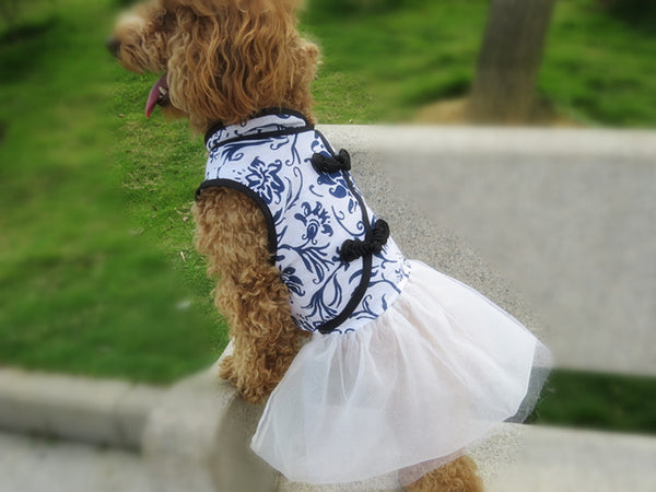 Best Elegant Dog Dresses China Supplier