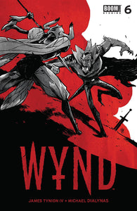 Wynd #6 CB Exclusive w/ Art by Dialynas