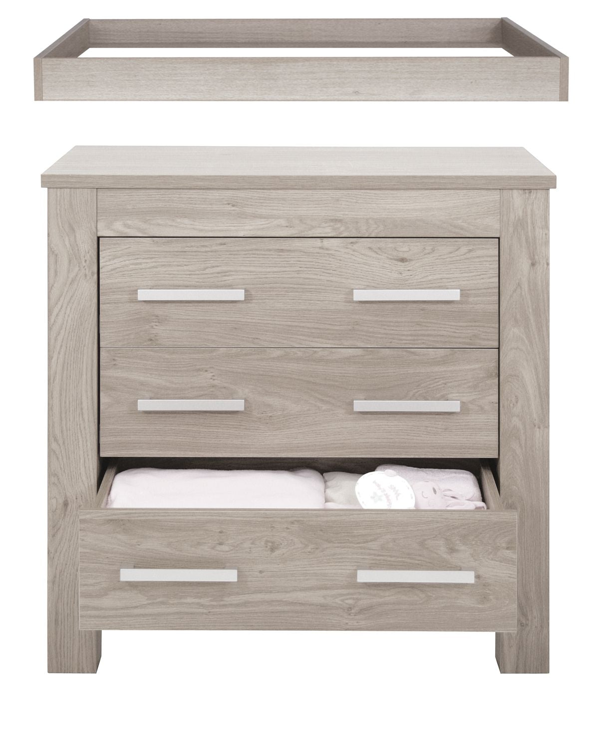 Baby Style Bordeaux Ash Dresser Click & Collect Only