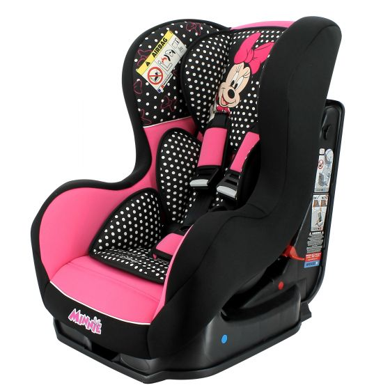 Cosmo Sp Luxe Carseat 0-4 Years Minnie Mouse