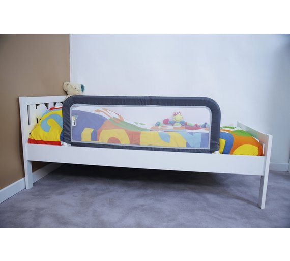 Safety First Bed Guard Grey