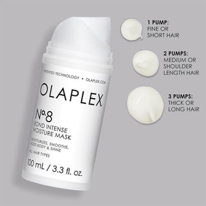 Olaplex no 8. The new olaplex