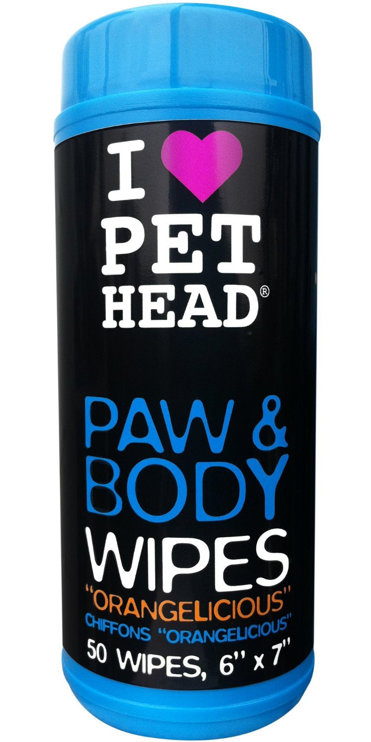Pet Head - Paw & Body Wipes