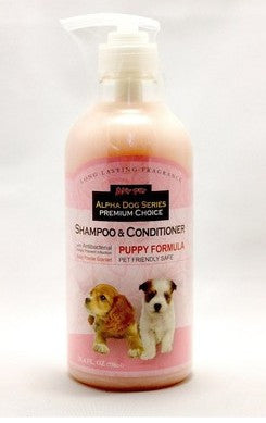 Alpha Dog Puppy Shampoo & Conditioner