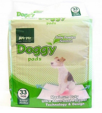 Alpha Dog Max Pad 33 Count (Green Package)