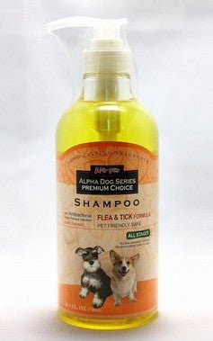 Alpha Dog Flea Shampoo & Conditioner