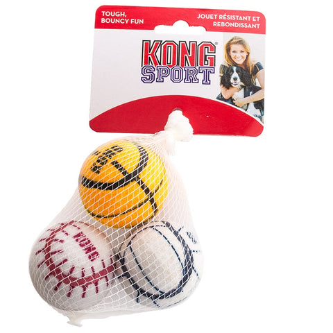 Kong Sport Dog Toy Balls