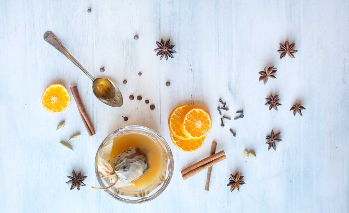 Cannabis infused mulled apple cider ingredients