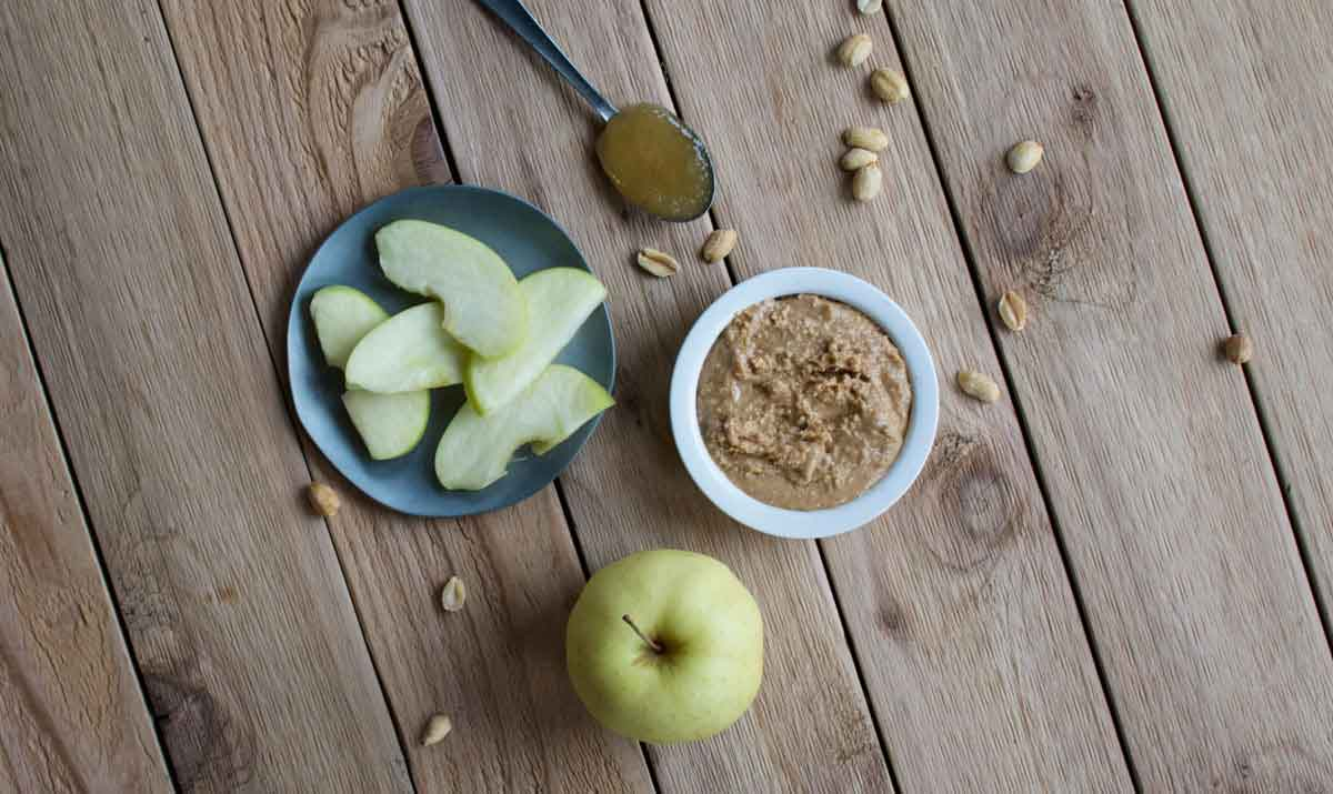 Cannabis-infused peanut butter dip recipe