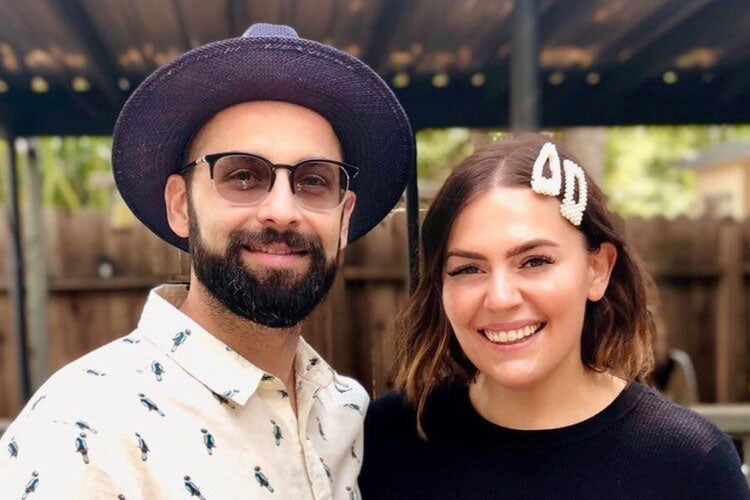Sow Eden Organics Founders Lindsey and Jacob Dunn