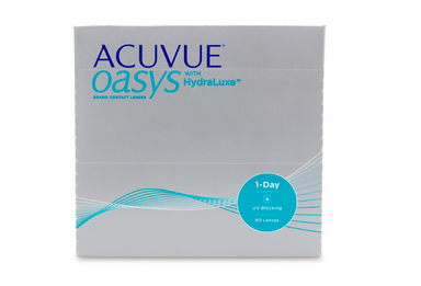 Acuvue Oasys 1 Day 90 Pack - Lensbox™