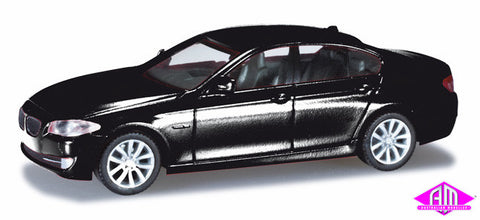 BMW 5 Series - Black