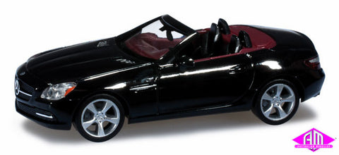 Mercedes-Benz SLK Roadster - Black