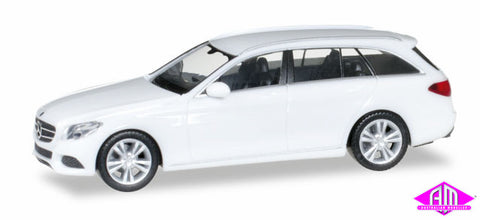 Mercedes-Benz C Class Estate - White