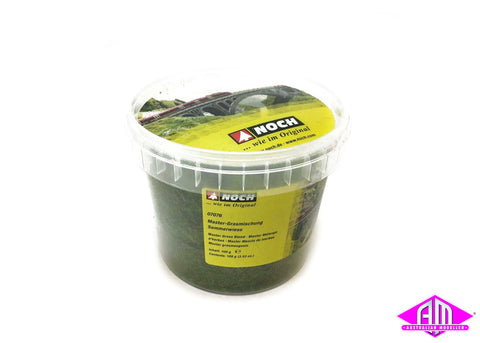 NO-07076 Static Grass Summer Meadow 100g Tub