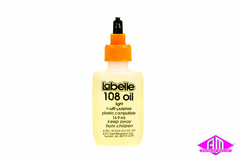 LAB-108 108 Plastic compatible motor oil lt