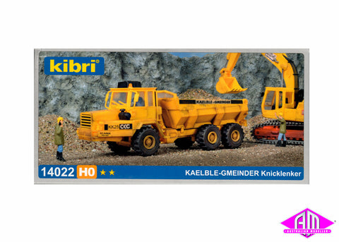 14022 Articulated Dump Truck