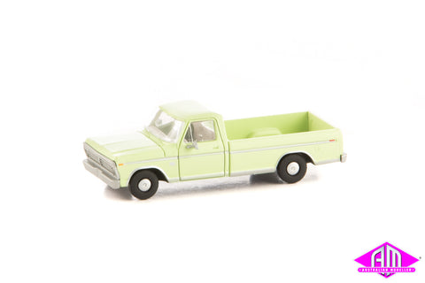 Ford F-100 Pick Up Winter Green 1973