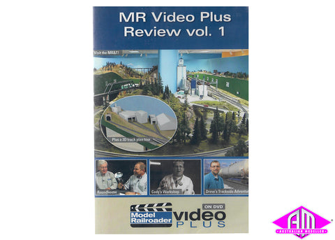 MR Video Plus Review vol.1 DVD