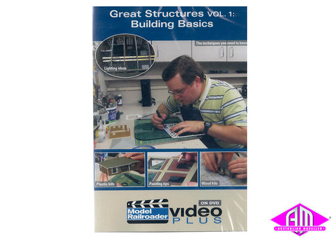 Great Structures vol.1: Building Basics DVD