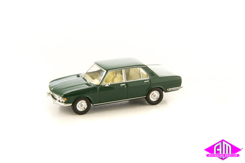 BMW 2500 Moss Green 1/87 Scale
