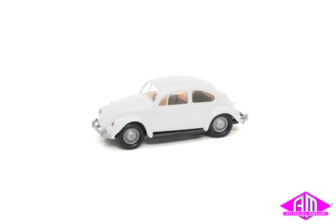 Volkswagen Beetle random colours 1/87 Scale