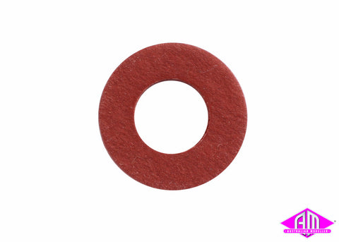 "KD-208 #208 Red Insulated Washers .015"" (48)"